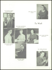 Page 13, 1960 Edition, West Allis High School - Wamago Yearbook (West Allis, WI) online yearbook collection