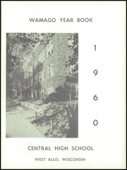 Page 5, 1960 Edition, West Allis High School - Wamago Yearbook (West Allis, WI) online yearbook collection