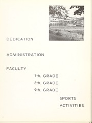 Page 6, 1971 Edition, International School of Brussels - Focus Yearbook (Brussels, Belgium) online yearbook collection