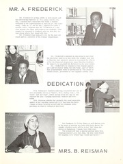 Page 7, 1971 Edition, International School of Brussels - Focus Yearbook (Brussels, Belgium) online yearbook collection