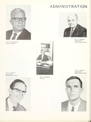 Page 8, 1971 Edition, International School of Brussels - Focus Yearbook (Brussels, Belgium) online yearbook collection