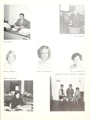 Page 9, 1971 Edition, International School of Brussels - Focus Yearbook (Brussels, Belgium) online yearbook collection