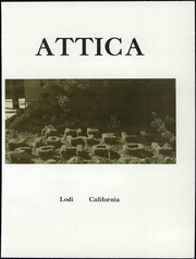 Page 7, 1973 Edition, Bidwell School - Attica Yearbook (Stockton, CA) online yearbook collection