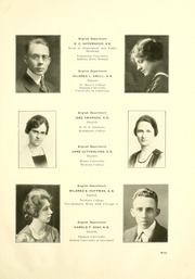 Page 17, 1920 Edition, Elkhart High School - Pennant Yearbook (Elkhart, IN) online yearbook collection
