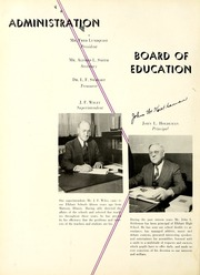 Page 14, 1937 Edition, Elkhart High School - Pennant Yearbook (Elkhart, IN) online yearbook collection