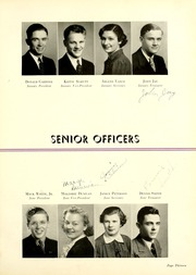 Page 17, 1937 Edition, Elkhart High School - Pennant Yearbook (Elkhart, IN) online yearbook collection