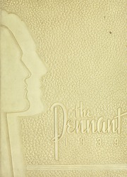 1939 Edition, Elkhart High School - Pennant Yearbook (Elkhart, IN)