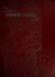 1941 Edition, Elkhart High School - Pennant Yearbook (Elkhart, IN)