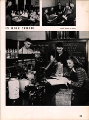 Page 15, 1949 Edition, Elkhart High School - Pennant Yearbook (Elkhart, IN) online yearbook collection