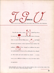 Page 17, 1949 Edition, Elkhart High School - Pennant Yearbook (Elkhart, IN) online yearbook collection