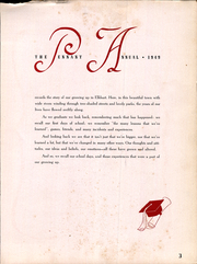 Page 5, 1949 Edition, Elkhart High School - Pennant Yearbook (Elkhart, IN) online yearbook collection