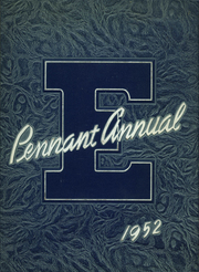 1952 Edition, Elkhart High School - Pennant Yearbook (Elkhart, IN)