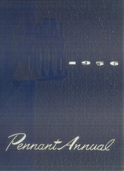 1956 Edition, Elkhart High School - Pennant Yearbook (Elkhart, IN)