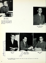 Page 10, 1954 Edition, Eastern High School - Aurora Yearbook (Greentown, IN) online yearbook collection