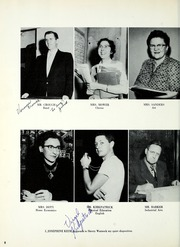 Page 12, 1954 Edition, Eastern High School - Aurora Yearbook (Greentown, IN) online yearbook collection