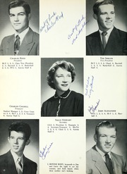 Page 14, 1954 Edition, Eastern High School - Aurora Yearbook (Greentown, IN) online yearbook collection