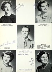 Page 16, 1954 Edition, Eastern High School - Aurora Yearbook (Greentown, IN) online yearbook collection