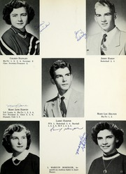 Page 17, 1954 Edition, Eastern High School - Aurora Yearbook (Greentown, IN) online yearbook collection