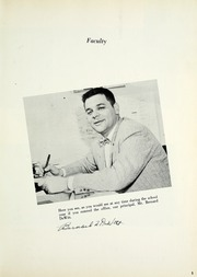 Page 9, 1954 Edition, Eastern High School - Aurora Yearbook (Greentown, IN) online yearbook collection