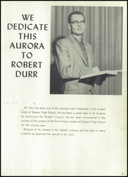 Page 7, 1959 Edition, Eastern High School - Aurora Yearbook (Greentown, IN) online yearbook collection