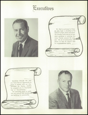 Page 13, 1959 Edition, Charter Oak High School - Shield Yearbook (Covina, CA) online yearbook collection