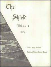 Page 7, 1959 Edition, Charter Oak High School - Shield Yearbook (Covina, CA) online yearbook collection