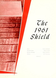 Page 5, 1961 Edition, Charter Oak High School - Shield Yearbook (Covina, CA) online yearbook collection