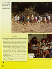 Page 10, 1988 Edition, Charter Oak High School - Shield Yearbook (Covina, CA) online yearbook collection