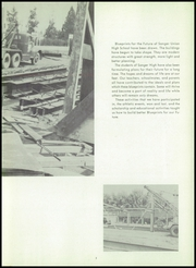 Page 7, 1956 Edition, Sanger High School - Echo Yearbook (Sanger, CA) online yearbook collection
