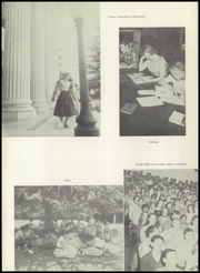Page 8, 1956 Edition, Sanger High School - Echo Yearbook (Sanger, CA) online yearbook collection