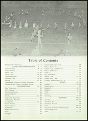 Page 9, 1956 Edition, Sanger High School - Echo Yearbook (Sanger, CA) online yearbook collection
