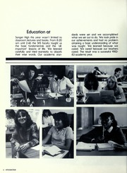 Page 10, 1983 Edition, Sanger High School - Echo Yearbook (Sanger, CA) online yearbook collection