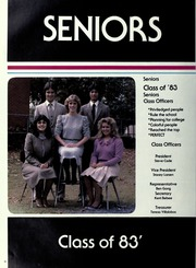 Page 14, 1983 Edition, Sanger High School - Echo Yearbook (Sanger, CA) online yearbook collection