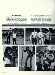 Page 8, 1983 Edition, Sanger High School - Echo Yearbook (Sanger, CA) online yearbook collection