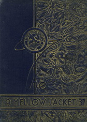 Page 1, 1937 Edition, Stephenville High School - Yellow Jacket Yearbook (Stephenville, TX) online yearbook collection