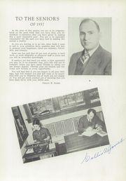 Page 13, 1937 Edition, Stephenville High School - Yellow Jacket Yearbook (Stephenville, TX) online yearbook collection