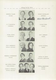 Page 15, 1937 Edition, Stephenville High School - Yellow Jacket Yearbook (Stephenville, TX) online yearbook collection