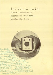 Page 7, 1942 Edition, Stephenville High School - Yellow Jacket Yearbook (Stephenville, TX) online yearbook collection