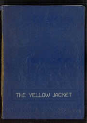 Stephenville High School - Yellow Jacket Yearbook (Stephenville, TX) online yearbook collection, 1943 Edition, Page 1
