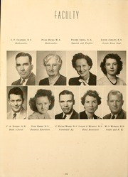 Page 14, 1948 Edition, Stephenville High School - Yellow Jacket Yearbook (Stephenville, TX) online yearbook collection