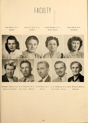 Page 15, 1948 Edition, Stephenville High School - Yellow Jacket Yearbook (Stephenville, TX) online yearbook collection