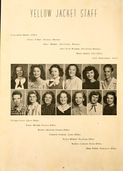 Page 6, 1948 Edition, Stephenville High School - Yellow Jacket Yearbook (Stephenville, TX) online yearbook collection