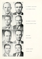 Page 12, 1954 Edition, Stephenville High School - Yellow Jacket Yearbook (Stephenville, TX) online yearbook collection