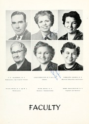 Page 16, 1954 Edition, Stephenville High School - Yellow Jacket Yearbook (Stephenville, TX) online yearbook collection