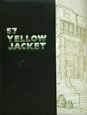 Stephenville High School - Yellow Jacket Yearbook (Stephenville, TX) online yearbook collection, 1957 Edition, Page 1