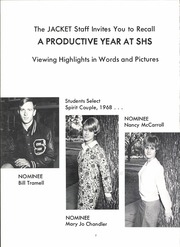 Page 6, 1968 Edition, Stephenville High School - Yellow Jacket Yearbook (Stephenville, TX) online yearbook collection