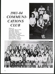 Page 180, 1984 Edition, Stephenville High School - Yellow Jacket Yearbook (Stephenville, TX) online yearbook collection
