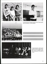 Page 181, 1984 Edition, Stephenville High School - Yellow Jacket Yearbook (Stephenville, TX) online yearbook collection