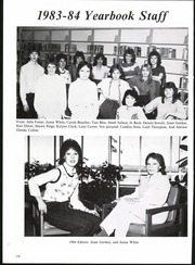 Page 182, 1984 Edition, Stephenville High School - Yellow Jacket Yearbook (Stephenville, TX) online yearbook collection