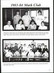 Page 191, 1984 Edition, Stephenville High School - Yellow Jacket Yearbook (Stephenville, TX) online yearbook collection
